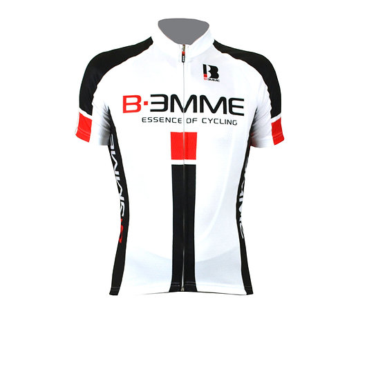 JUNIOR S/S CUSTOM CYCLING JERSEY