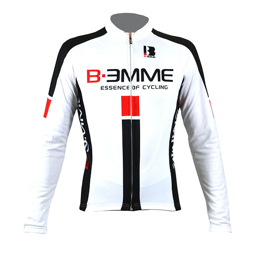 JUNIOR L/S CUSTOM CYCLING JERSEY