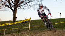 Focus on the 1st Cyclocross urbain organized in Montreal in November 16th, 2013
