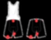 Cycling Bibshort, cycling custom bottom, bike jersey, bike custom jersey, cycling custom, cycling jersey canada, cycling jersey made in italy, cycling apparel, custom cycling apparel, custom cycling jersey, cycling bib canada