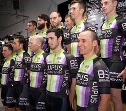 Lupus Racing Team cycling custom