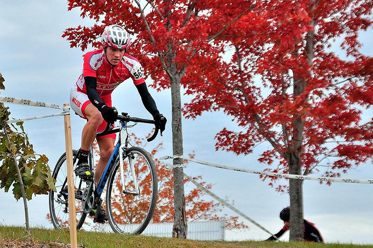 Team Veloselect at the 2015 Cyclocross i