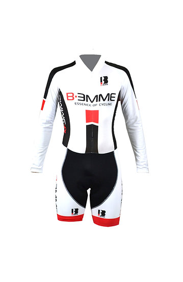 MEN L/S SKINSUIT BIEMME CUSTON CYCLING