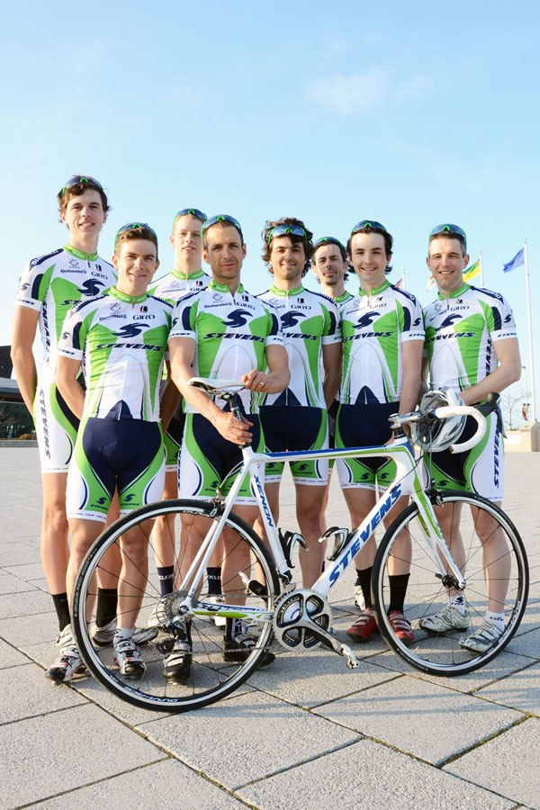 Cycling Custom Stevens Mens Team