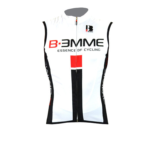 JUNIOR CUSTOM CYCLING SLEEVELESS JERSEY