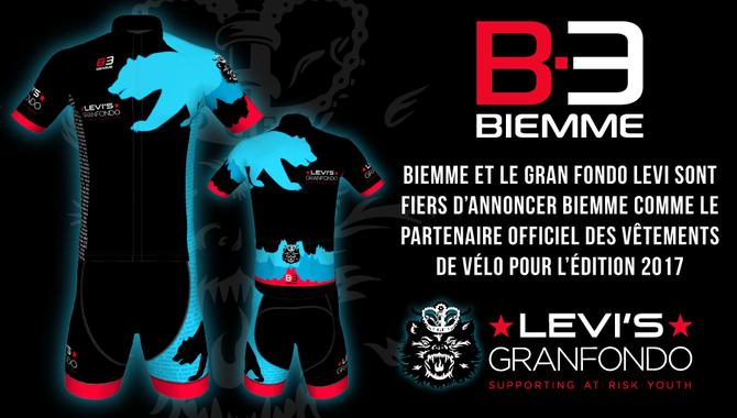 Biemme et le Gran Fondo Levi's annoncent leur partenariat pour l'Édition 2017