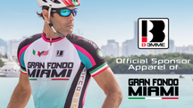 Biemme, Official Sponsor Apparel of the 2015 Gran Fondo Miami