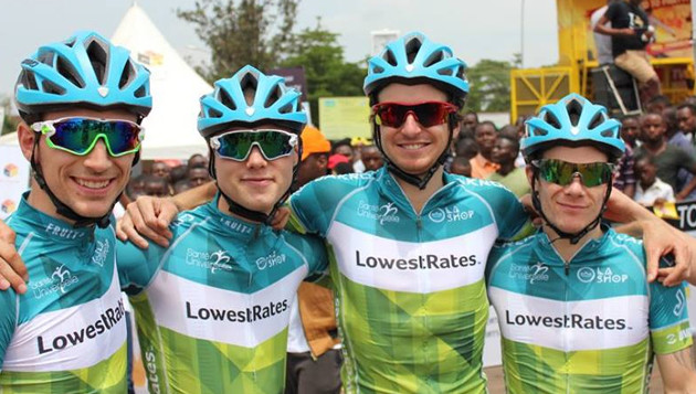 BIEMME AMERICA SIGNS TWO-YEAR PARTNERSHIP WITH LOWESTRATES.CA CYCLING TEAM