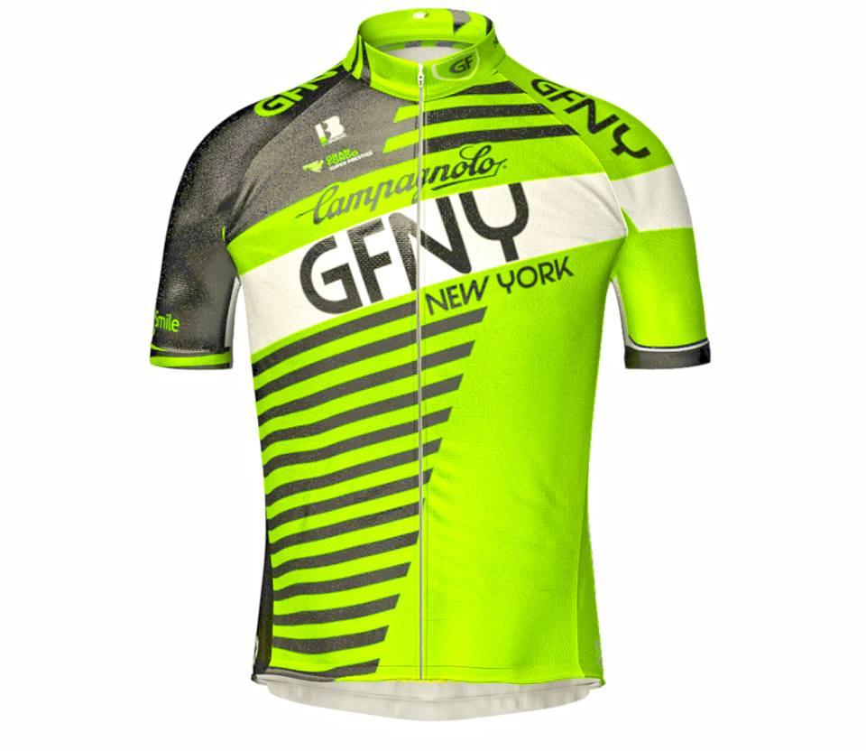 Biemme - Gran Fondo NY 2014 jersey