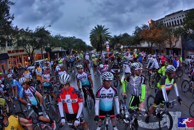 Back on the 2015 Gran Fondo Miami
