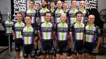Biemme, official apparel sponsor of the UCI Continental Lupus Racing Team