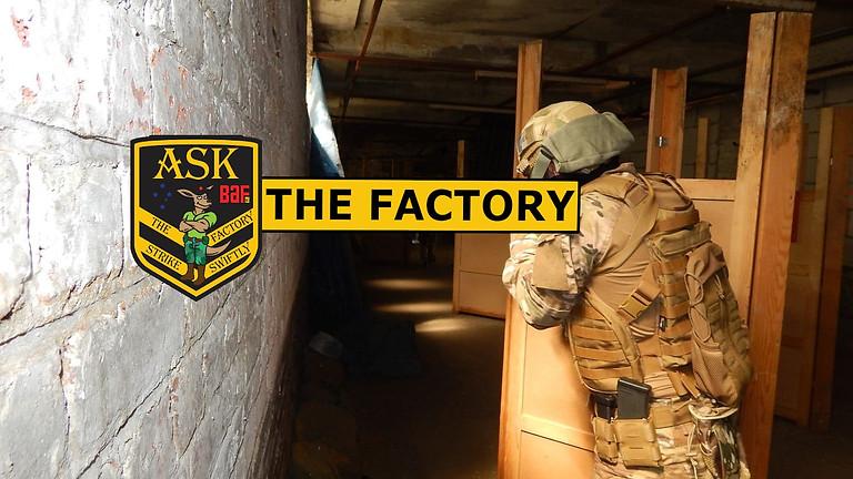 Zondag - 14 November 2021 -   Zondag Skirm@ Factory