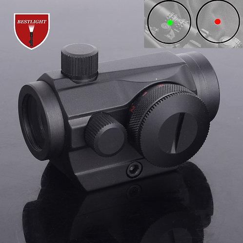 Red Dot Airsoft Tactical Scope 20mm Rail