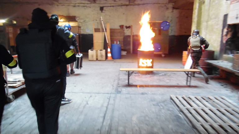 Zaterdag - 8 January 2022  @  Open evenement - Airsoftfactory - Limited spaces