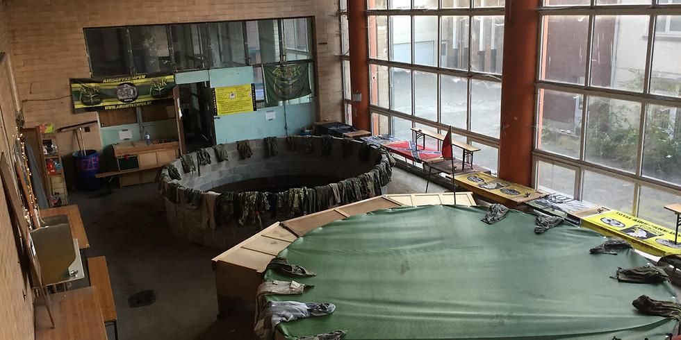 21 Sept 2019 - BAF In en outdoor Airsoft CQB @ Factory.site - BAF
