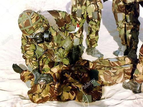 Orgineel Chemopak Golfoorlog 1991