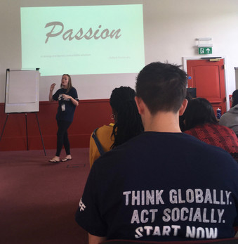 Top tips for grown-ups from the social leaders of tomorrow..my learnings from Global Social Leaders
