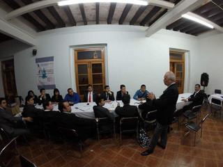 4ta reunión de consejos directivos CE