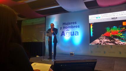 Evento Hombres y Mujeres de Agua Región centro
