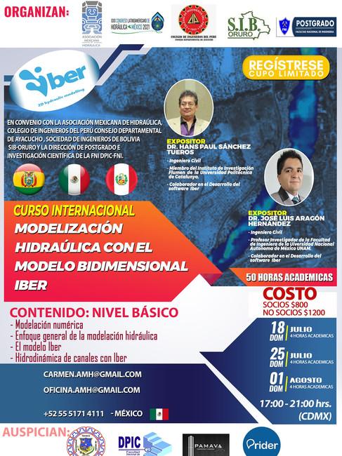 Curso internacional Iber