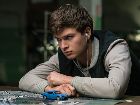 #JustWatched Baby Driver (Edgar Wright, 2017)