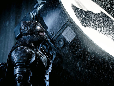 #JustWatched Batman V Superman: Dawn Of Justice (Zack Snyder, 2016)