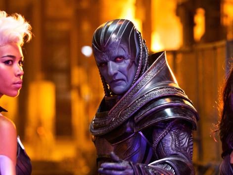 #JustWatched X-Men: Apocalypse (Bryan Singer, 2016)