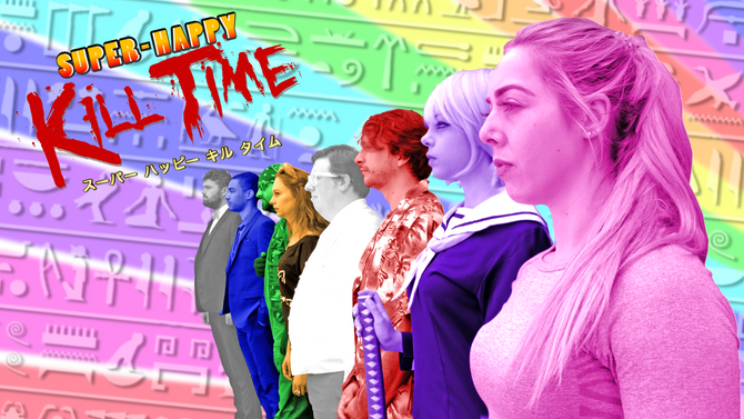 The Super-Happy Kill Time Trailer is online!