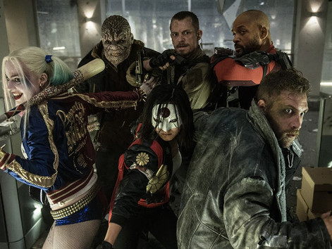 #JustWatched Suicide Squad (David Ayer, 2016)
