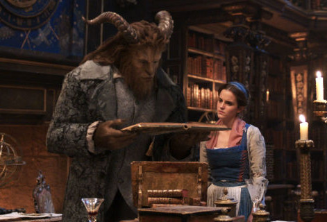 #JustWatched Beauty and the Beast (Bill Condon, 2017)