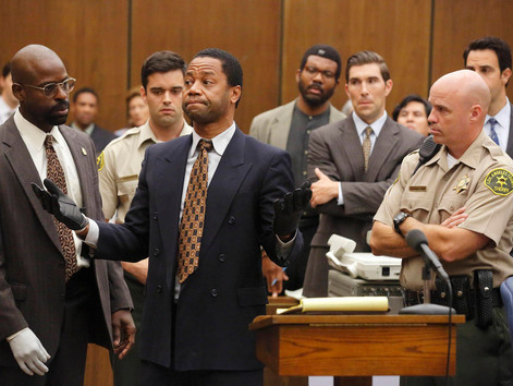 #JustWatched The People v. O.J. Simpson: American Crime Story (Scott Alexander, Larry Karaszewski, 2