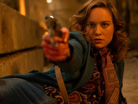 #JustWatched Free Fire (Ben Wheatley, 2017)