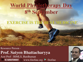 World Physiotherapy Day 2018