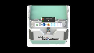 Alta platform display panel