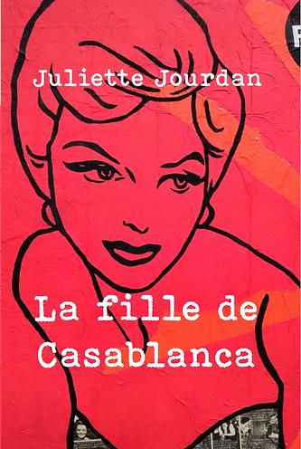 La fille de Casablanca couverture FR 202