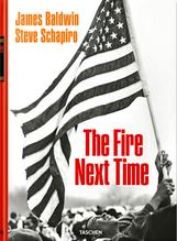 James Baldwin + Steve Shapiro