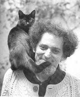 Georges... un ami des chats.
