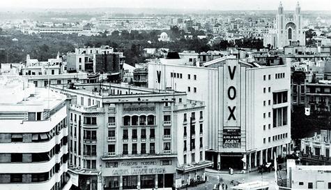 Cinéma VOX Casablanca