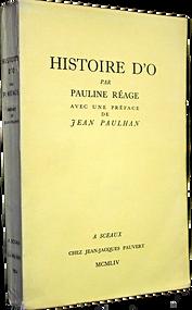 Histoire d'O, de Pauline Réage