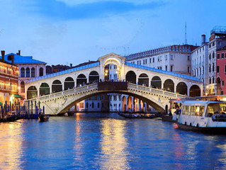 """If you read a lot, nothing is as great as you've imagined. Venice is - Venice is better.&q"