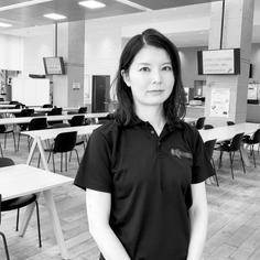 小井土 幸恵 ,MS ,  管理栄養士