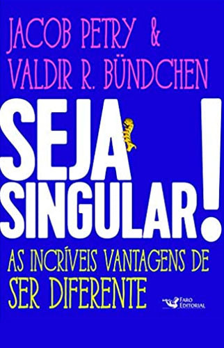 "Livro ""Seja Singular!"""