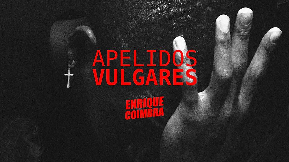 Capa do livro grátis Apelidos Vulgares do escritor Enrique Coimbra.