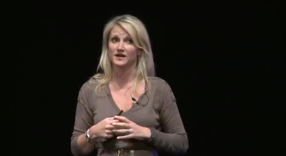 TED Talk da Mel Robbins