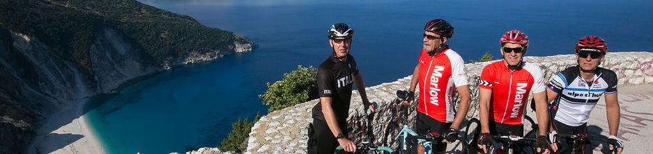 Cycling Kefalonia Spectacular Location