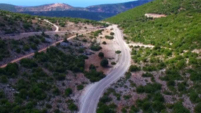 Cycling Kefalonia Quiet Roads