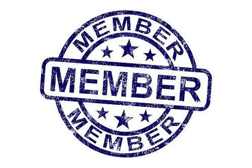 Pride Productions 2019-20 Membership