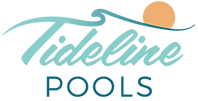 Tideline Pools Logo