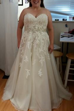 Bridal Alterations Burlington