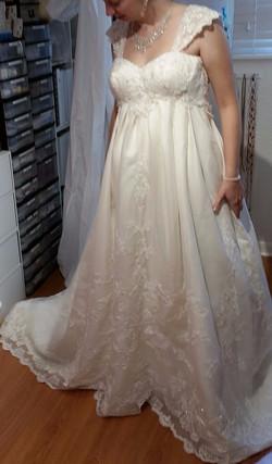 bridal alterations Franklin